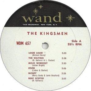 KINGSMEN 1963 C
