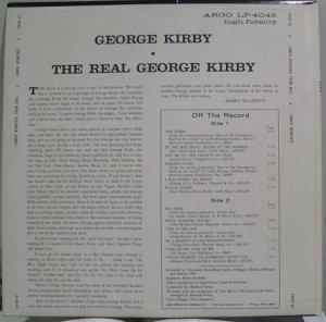 KIRBY GEORGE 1965 B