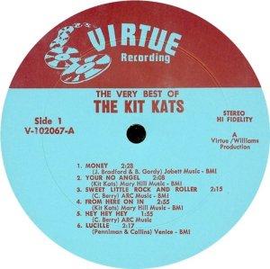 KIT KATS 1967 B