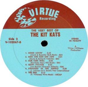 KIT KATS 1967 C