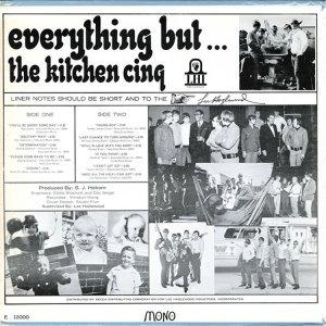 KITCHEN CINQ 1967 B