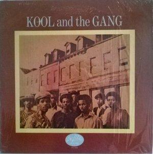 KOOL AND GANG 1970 A