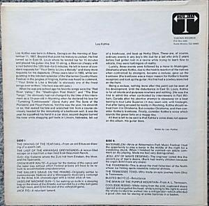 KOTTKE LEO 1969 B