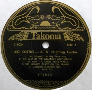 KOTTKE LEO 1969 C