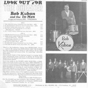KUBAN BOB 1966 B