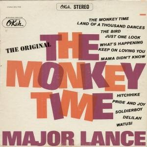 LANCE MAJOR 1963 A