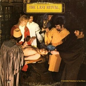 LAST RITUAL 1969 A
