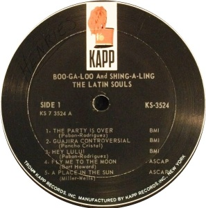 LATIN SOULS 1967 C