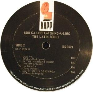 LATIN SOULS 1967 D