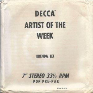 LEE BRENDA 1962 01 B