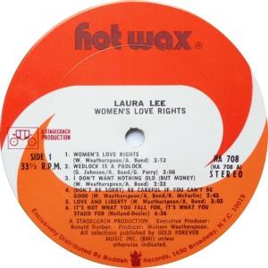 LEE LAURA 1971 C