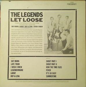 LEGENDS 1963 B