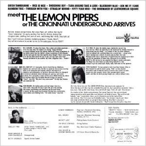 LEMON PIPERS 1968 B