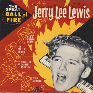 LEWIS JERRY LEE 1957 A