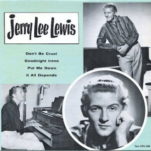 LEWIS JERRY LEE 1958 A