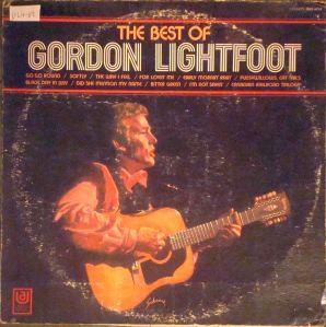 LIGHTFOOT GORDON 1970 A