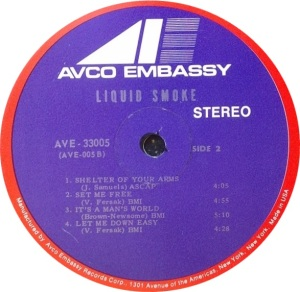 LIQUID SMOKE 1969 D