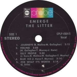 LITTER 1969 C