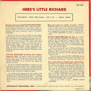 LITTLE RICHARD 1957 04 B