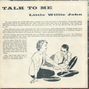 LITTLE WILLIE JOHN 1958 01 B