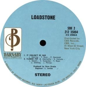 LOADSTONE 1969 D