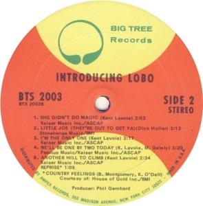 LOBO 1971 D
