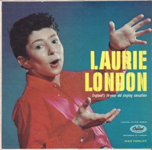 LONDON LAURIE 1958 A