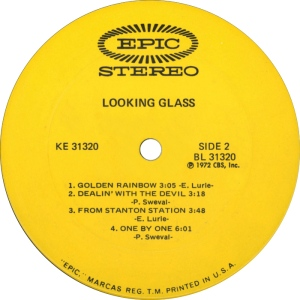 LOOKING GLASS 1972 D