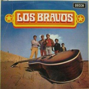 LOS BRAVOS 1968 A