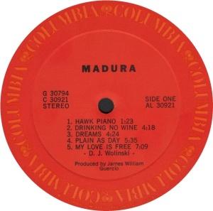 MADURA 1971 B