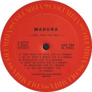 MADURA 1971 C