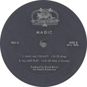 MAGIC 1969 D