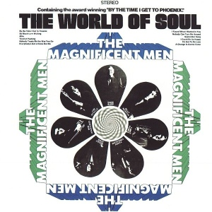 MAGNIFICENT MEN 1968 A