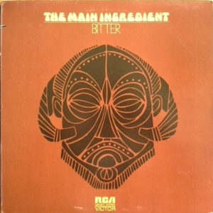 MAIN INGREDIENT 1972 A