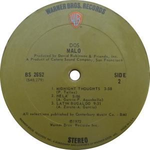 MALO 1972 D