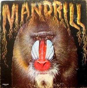 MANDRILL 1970 A