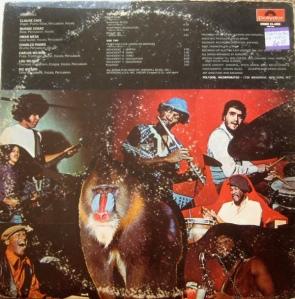 MANDRILL 1970 B