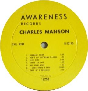 MANSON 1972 C