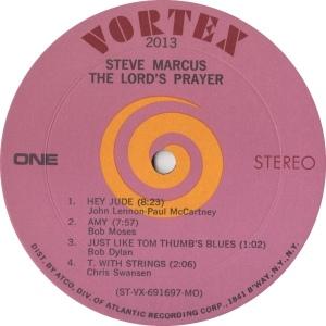 MARCUS STEVE 1969 C