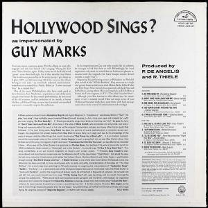 MARKS GUY 1966 B