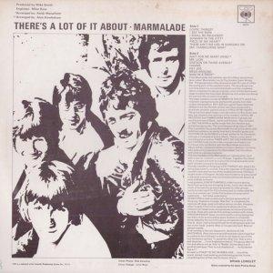 MARMALADE 1968 B