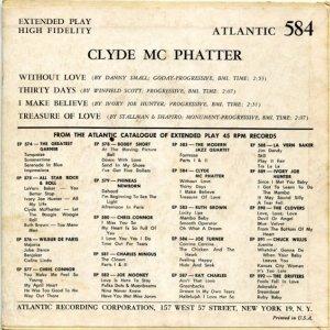 MCPHATTER CLYDE 1957 01 B