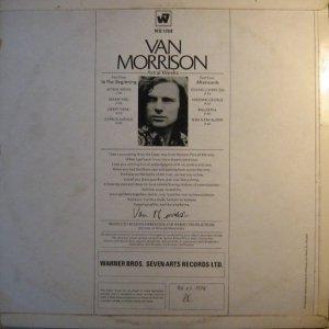MORRISON VAN 1968 B