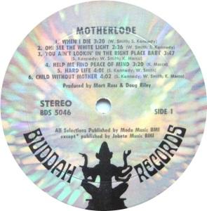 MOTHERLODE 1969 C