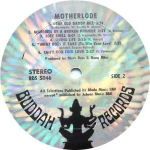 MOTHERLODE 1969 D