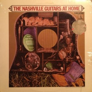 NASHVILLE GUITARS 1968 A