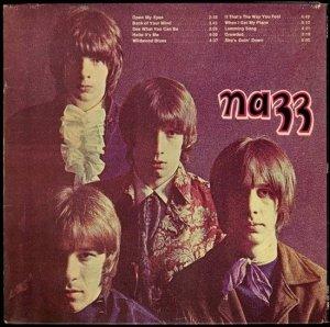 NAZZ 1968 B