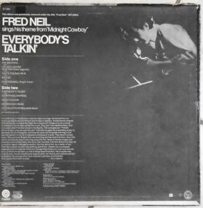 NEIL FRED 1969 B