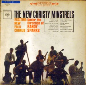 NEW CHRISTY MINSTRELS 1962 AA