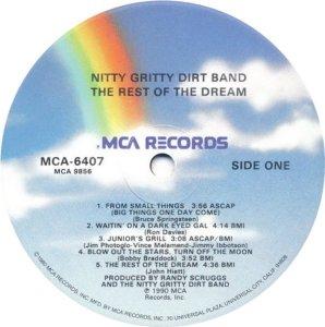 NITTY GRITTY - MCA 6407 C